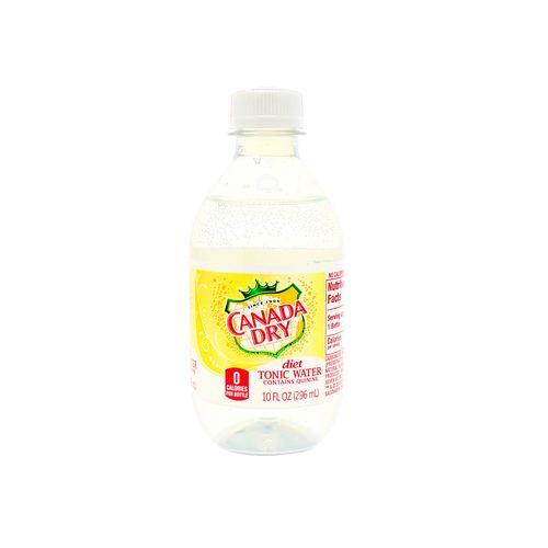 Agua Tónica Canadá Dry Diet 10 Oz