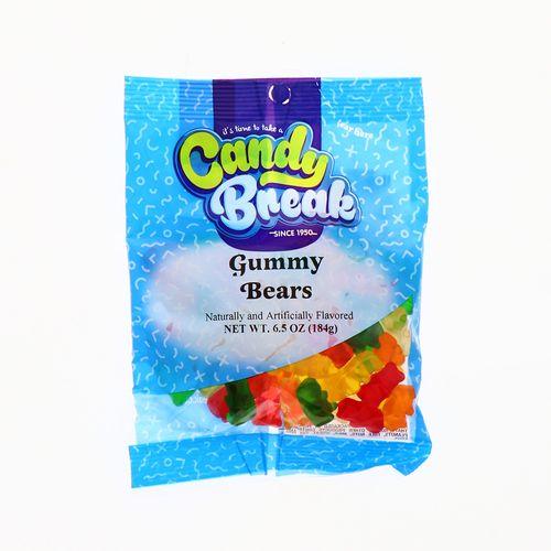 Dulce Candy Break Gummy Bears 6.5Oz