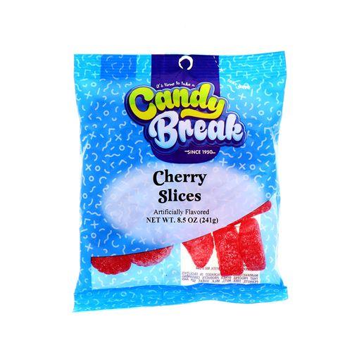 Dulce Candy Break Cherry Slices 8.5Oz