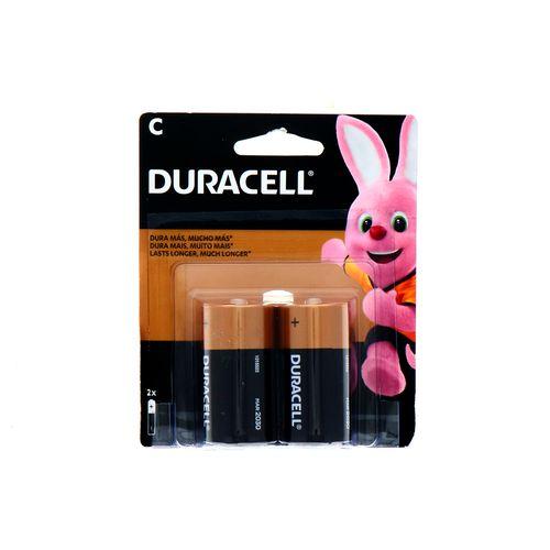 Batería Duracell C 2 Un