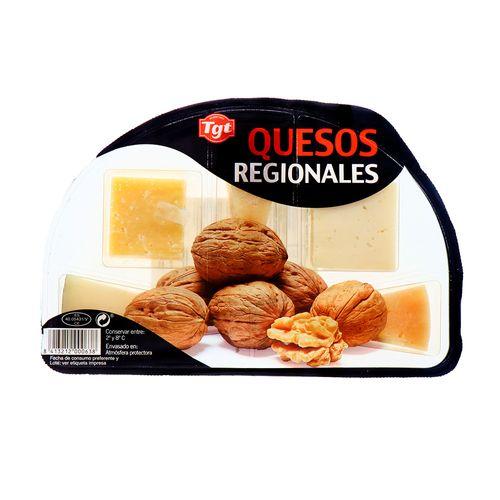 Quesos Tgt Regionales 235 Gr