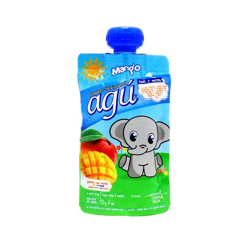 Colado Agu Mango Doypack 113 Gr