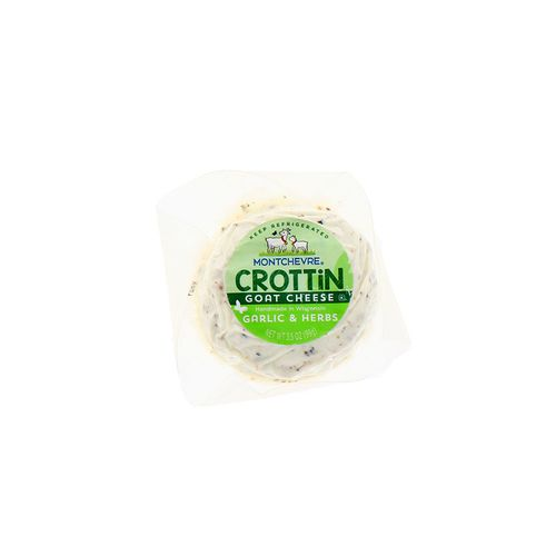 Queso De Cabra Montchevre Garlic & Herbs 3.5 Oz