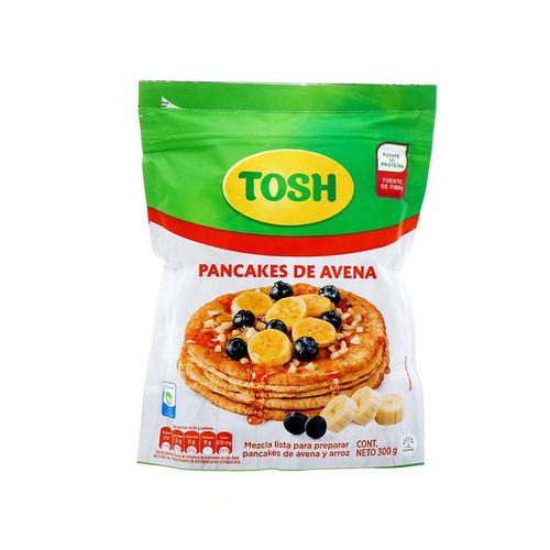 Mezcla Para Pancakes Tosh De Avena Y Arroz 300 Gr