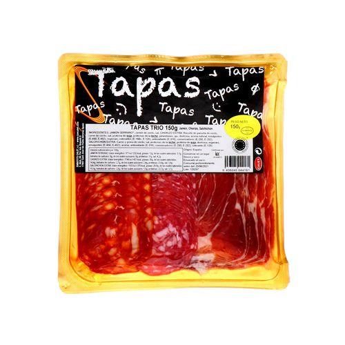 Tapas Españolas Trio Calet