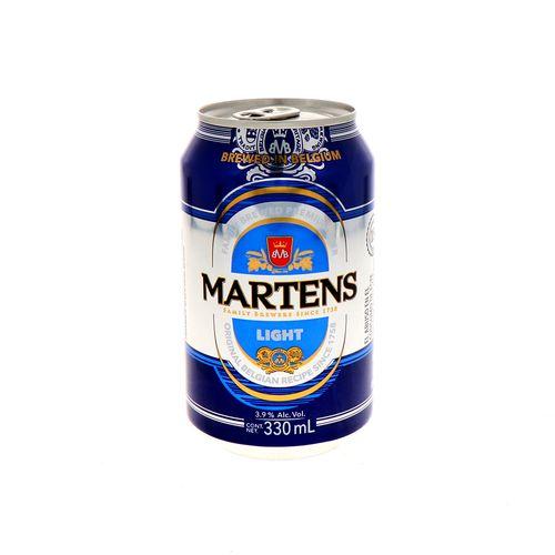 Cerveza Martens Light Lata 330ml