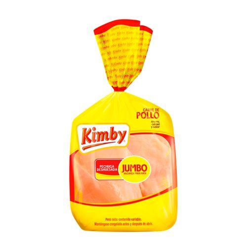 Pechuga Deshuesada Kimby Jumbo x Lb