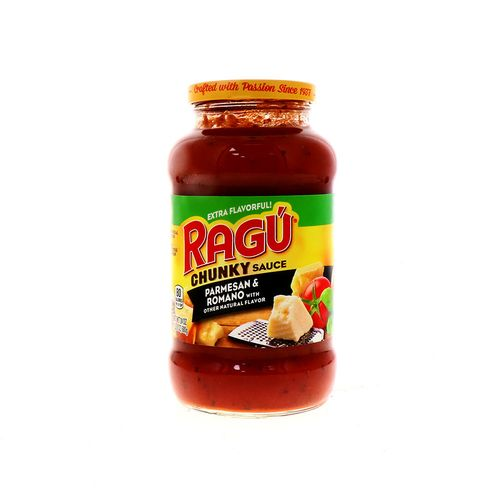 Salsa Ragú Hearty Parmesano 24 Oz