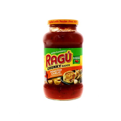 Salsa Ragú Roasted Garlic 24 Oz