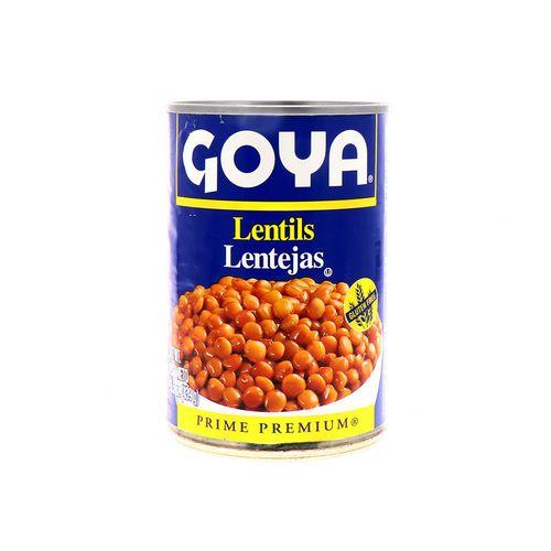 Lentejas Goya Prime Premium 439 Gr