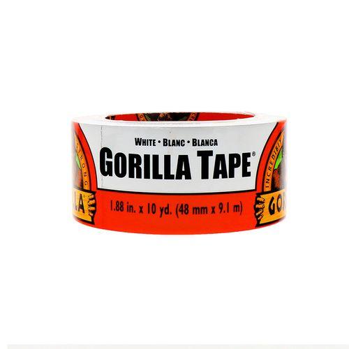 Tape Gorilla Blanco 10Yd