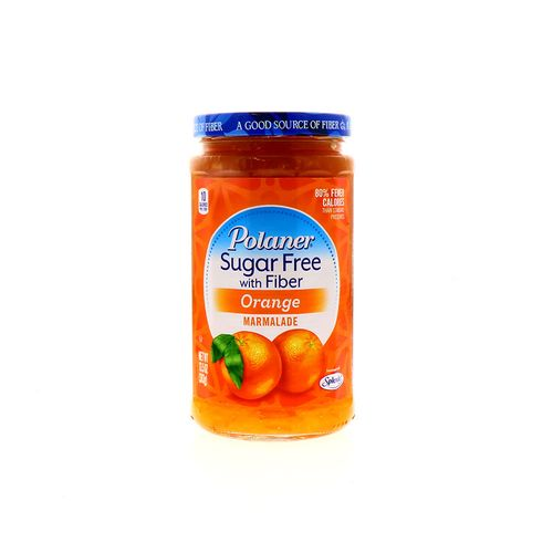 Mermelada Polaner De Naranja Sin Azúcar 13.5 Oz