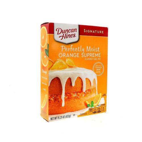 Mezcla Para Pastel Duncan Hines Naranja Supreme 15.25 Oz