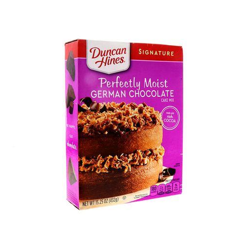 Mezcla Para Pastel Duncan Hines German Chocolate 15.25 Oz