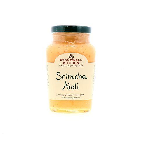Salsa Stonewall Kitchen Sriracha Aioli Sin Gluten 298 Gr