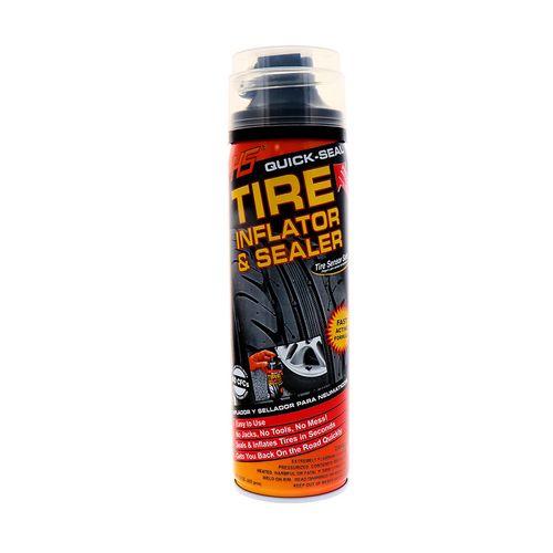 Inflador Y Sellador H5 Tire Quick-Seal Para Neumático 15Oz