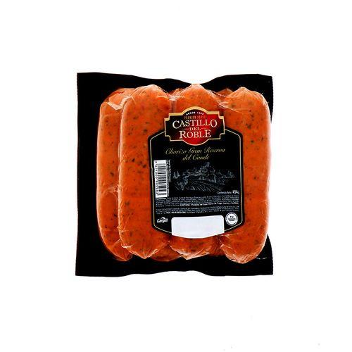 Chorizo Castillo Del Roble Gran Reserva Del Conde 454 Gr