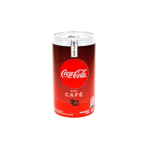 Refresco Coca Cola Café Lata 235 Ml