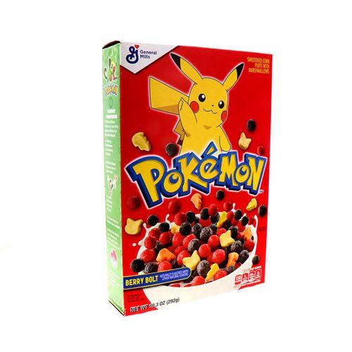 Cereal General Mills Pokemon 10.3 Oz