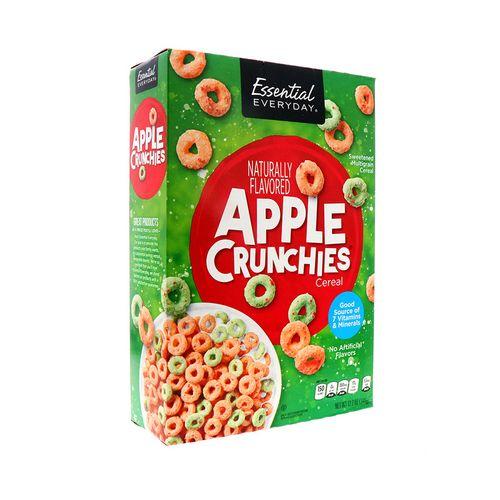 Cereal Essential Everyday Apple Dapples 12.2 Oz
