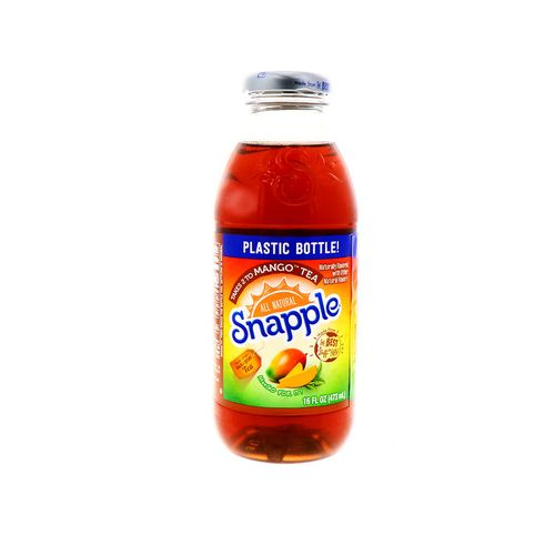 Te Snapple All Natural Mango 16 Oz