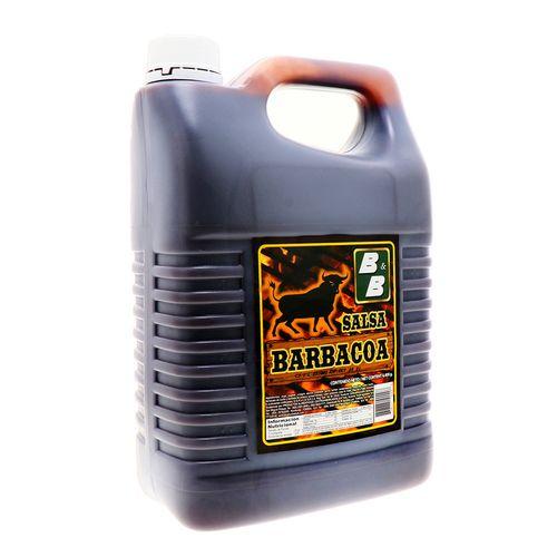 Salsa Barbacoa B&B 4400 Gr