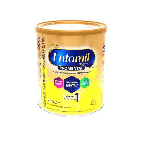 Formula Infantil Enfamil Premium Promental Etapa 1 400 Gr