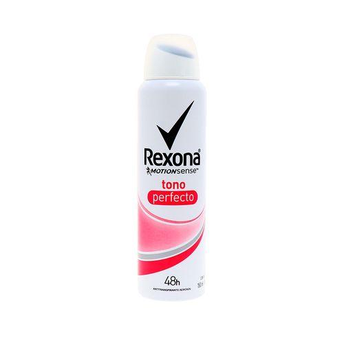 Desodorante Spray Rexona Ms Antitransp Tono Perfecto 150 Gr