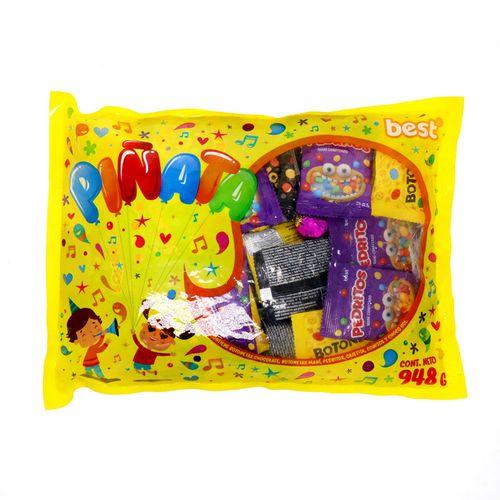 Mix De Dulces Best Piñata 948 Gr