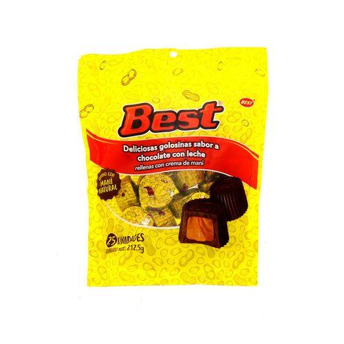 Chocolate Best Conito Relleno Crema De Maní 212.5Gr