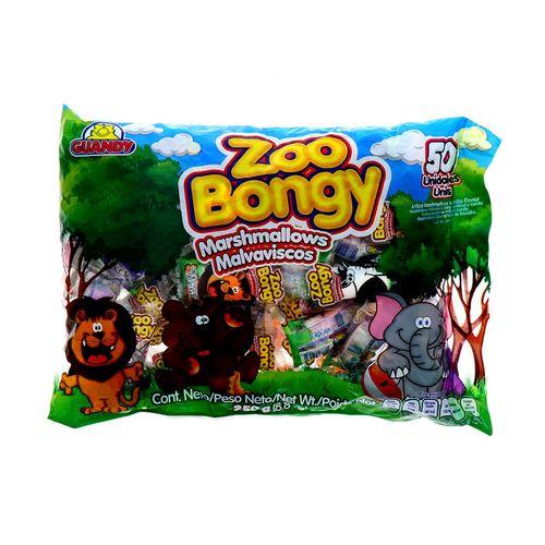 Malvavisco Guandy Zoo Bongy 250 Gr