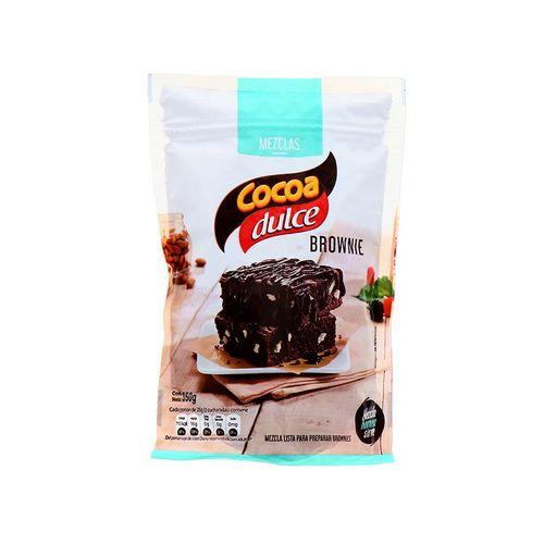 Mezcla De Cocoa Dulce Brownie 350 Gr