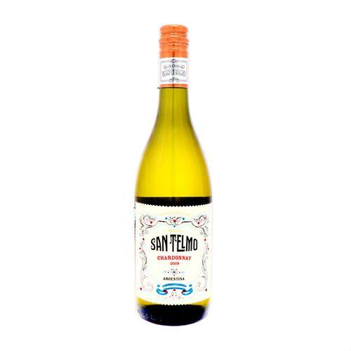 Vino Blanco San Telmo Chardonnay 750 Ml