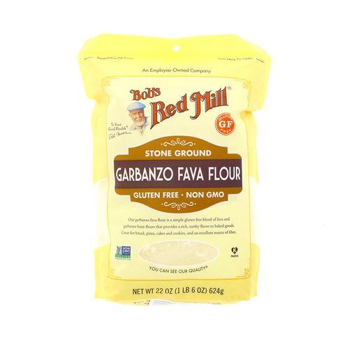 Harina De Garbanzo Bobs Red Mill Fava Gluten Free 22 Oz