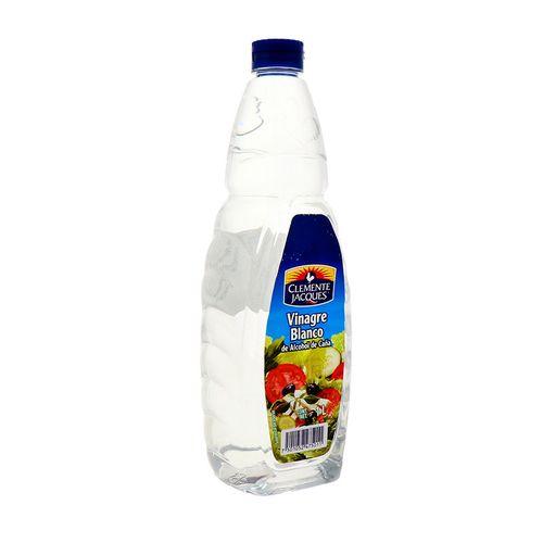 Vinagre Blanco Clemente Jacques De Alcohol De Cana 1 Lt