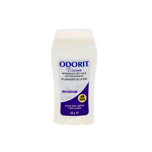 Desodorante Barra Odorit Woman Antitransp Floral Scent 60Gr